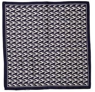Tory Burch Silk Printed Scarf w/ Tags