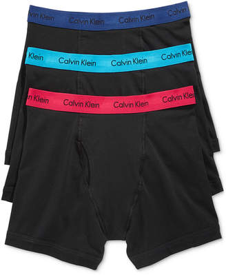 Calvin Klein Men's Cotton Stretch Boxer Briefs 3-Pack NU2666