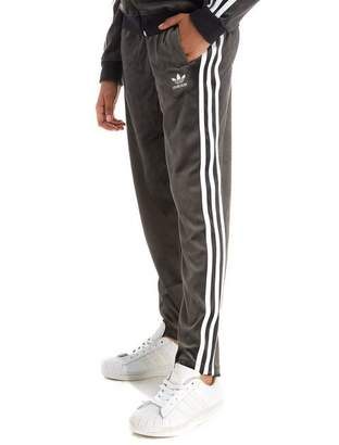 adidas Girls' Velour Pants Junior
