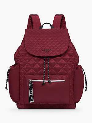 At John Lewis And Partners Fiorelli Sport Score Flapover Backpack