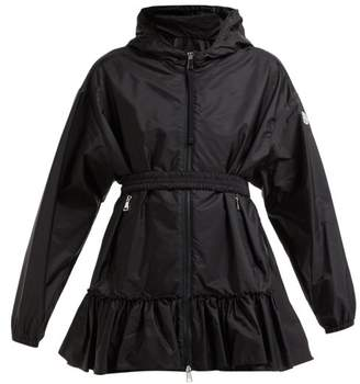 Moncler Tbilisi Hooded Technical Jacket - Womens - Black