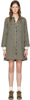 Visvim Black Check Impressionist Dress