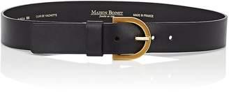 MAISON BOINET Women's Leather Belt