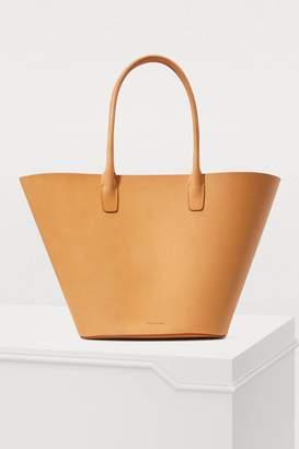 Mansur Gavriel Triangle vegetable-tanned tote bag