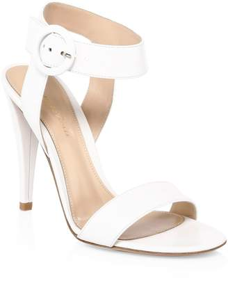 Gianvito Rossi Ankle Strap Stiletto Sandals