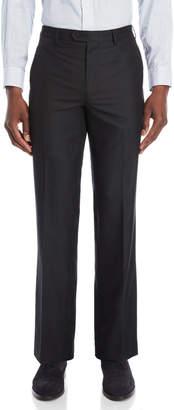 Tommy Hilfiger Black TH Flex Stretch Dress Pants