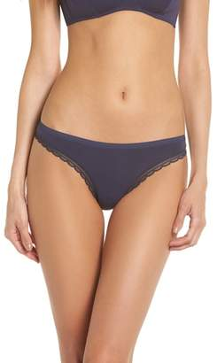 OnGossamer Cabana Cotton Blend Thong