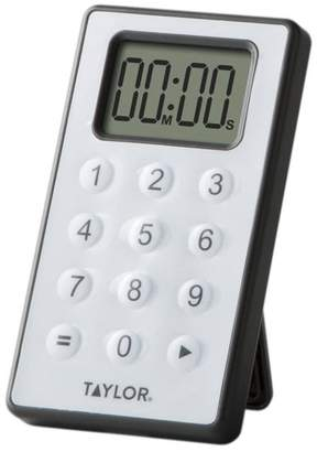 Taylor Digital 10 Key Calculator Timer
