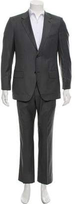 Calvin Klein Collection Wool Two-Piece Suit