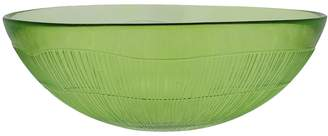 "French Home 12"" Apple Green Birch Salad Bowl"