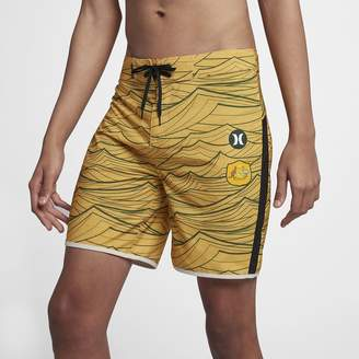 "Hurley Phantom Australia National Team Men's 18"" Board Shorts"