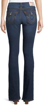 True Religion Super-Stretch Boot-Cut Jeans