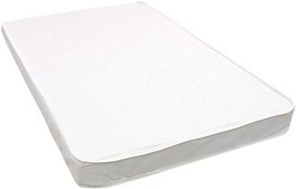 L.A. Baby 3-inch Mini / Portable Triple-Laminated Crib Mattress