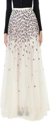Elisabetta Franchi GOLD Long skirts