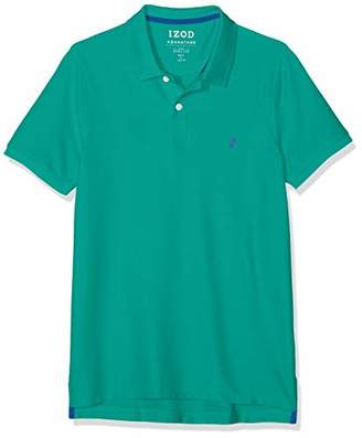 70baaf2feb at Amazon.co.uk · Izod Men's Performance Pique Polo Shirt, ...