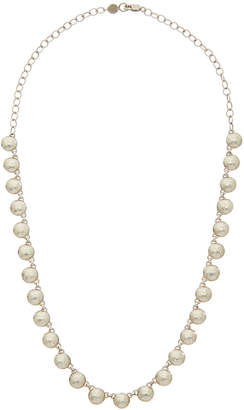 Gurhan Lentil 24K & Silver Necklace