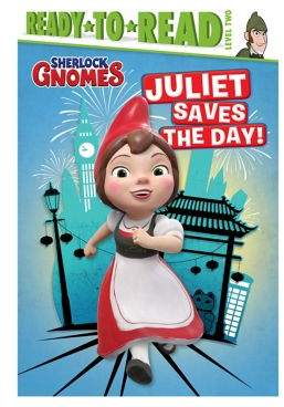 DAY Birger et Mikkelsen Sherlock Gnomes Juliet Saves the Book