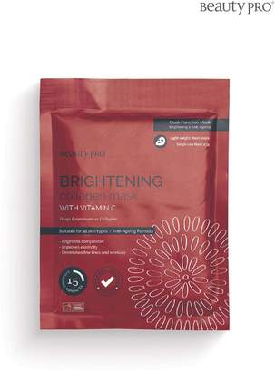 Next Womens Beauty Pro Brightening Collagen Sheet Mask