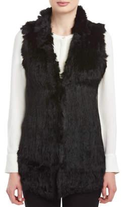 Love Token Giulia Fur Vest