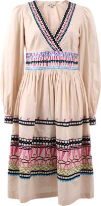 Temperley London Amity Embroidered Dress