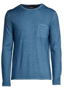 Strellson Leon Slim-Fit Virgin Wool Sweater