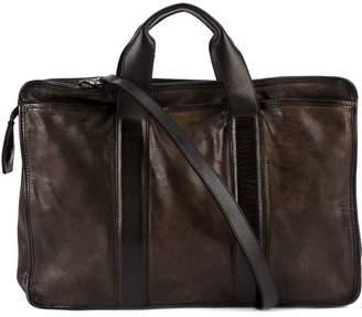 Numero 10 rectangular shoulder bag