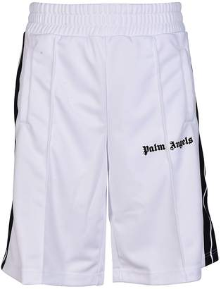 Palm Angels Striped Shorts