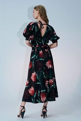 Country Road Tulip Print Maxi Skirt