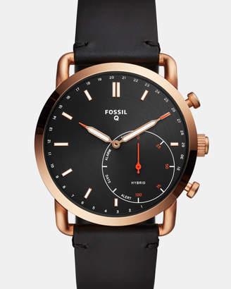 Fossil Q Commuter Black Hybrid Smartwatch