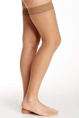 Shimera Lace Top Thigh High Sheer Pantyhose