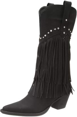 Roper Women's Fringe and Stud Western Boot