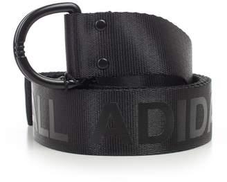 Y-3 Y 3 Yohji Yamamoto Adidas D-ring Logo Belt