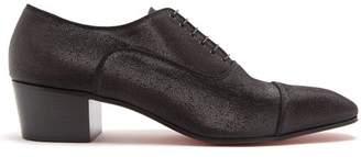 Christian Louboutin (クリスチャン ルブタン) - CHRISTIAN LOUBOUTIN Lord Cubano oxford shoes