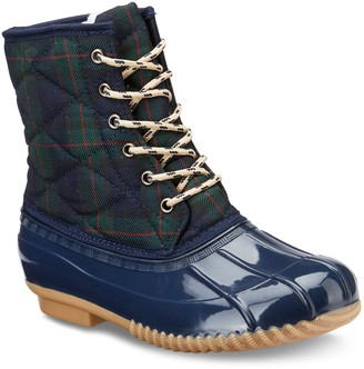 Olivia Miller Wrangell Women's Quilted Duck Boots