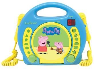 Peppa Pig - Karaoke Cd Player
