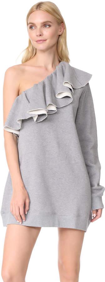 MSGM Sweatshirt Dress