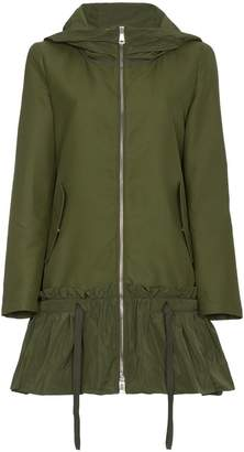 Moncler Alne Frill Hooded Jacket