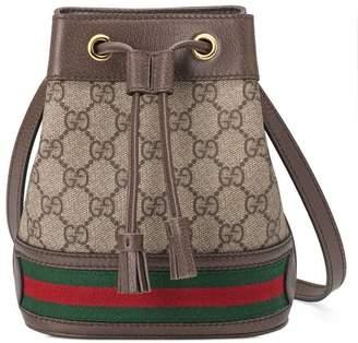 Gucci Ophidia mini GG bucket bag