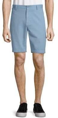 Stampd Slim Cotton Shorts