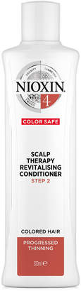 Nioxin System 4 Scalp Therapy Revitalising Conditioner, 10.14-oz, from Purebeauty Salon & Spa
