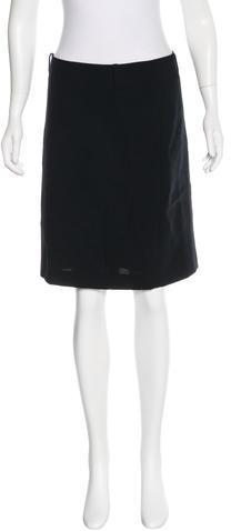 Tory BurchTory Burch Wool Blend Mini Skirt