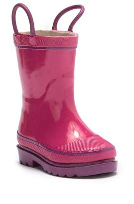 Western Chief Miss Firechief Rain Boot (Toddler & Little Kid)