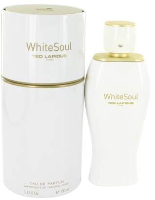 Ted Lapidus White Soul by Eau De Parfum Spray -100% Authentic