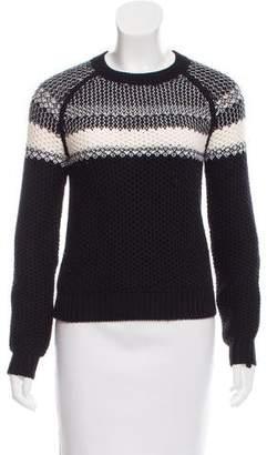 Theory Wool Knit Sweater