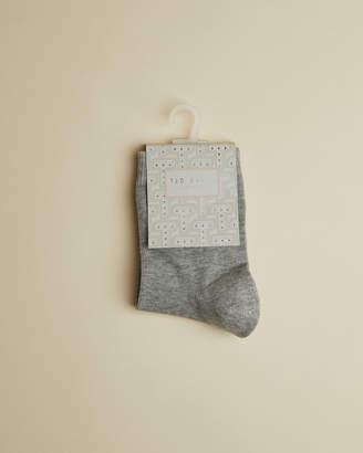 Ted Baker POLARR Cotton polar bear socks