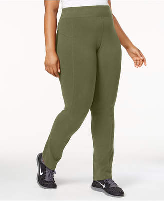 Columbia Plus Size Anytime Pull On Pants