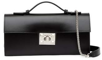 Mario Valentino Valentino By Yoyo Leather Shoulder Bag