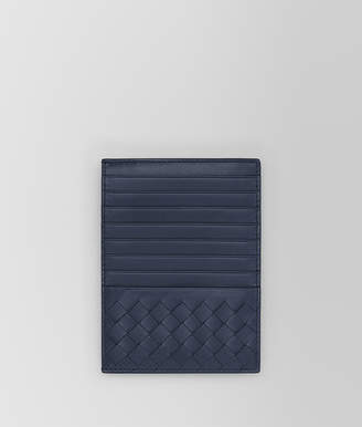 Bottega Veneta PRUSSE INTRECCIATO CALF CARD CASE