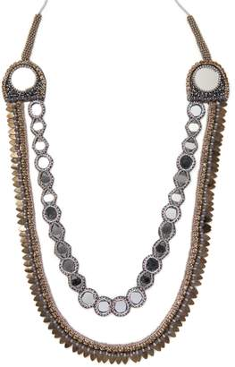 Deepa Gurnani Women's Tassel Statement Necklace