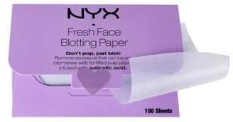 NYX Fresh Face Blotting Paper 100 Sheets